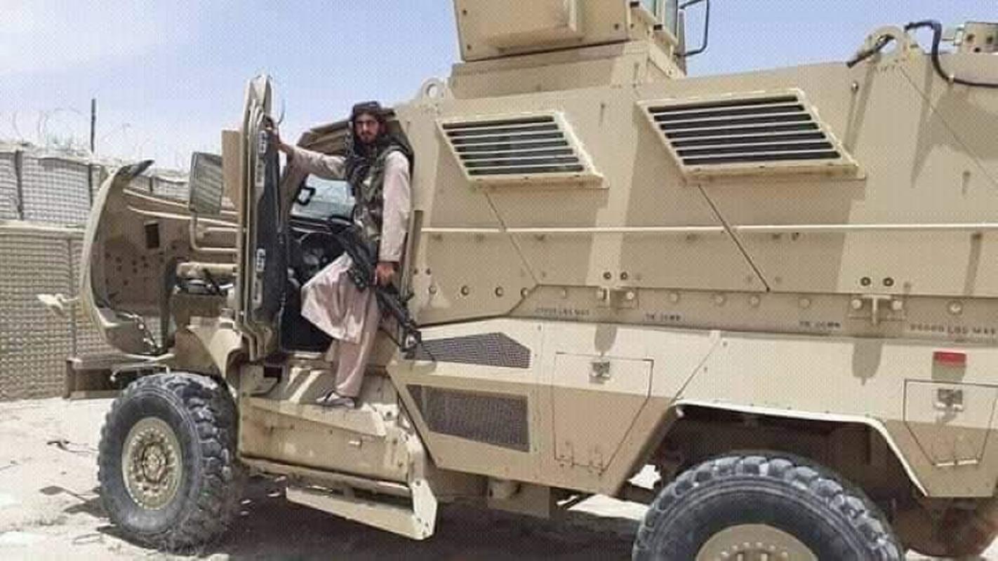 My da 'trao vao tay' Taliban loai xe boc thep khang min tot nhat cua minh-Hinh-11