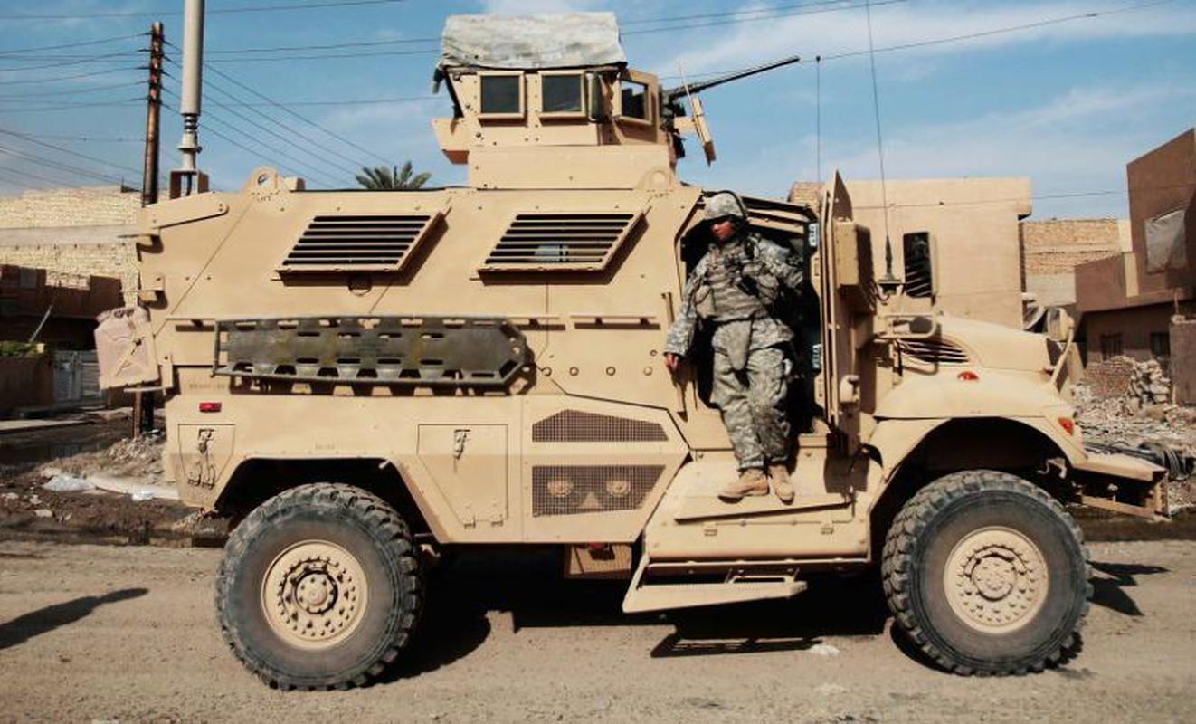 My da 'trao vao tay' Taliban loai xe boc thep khang min tot nhat cua minh-Hinh-14