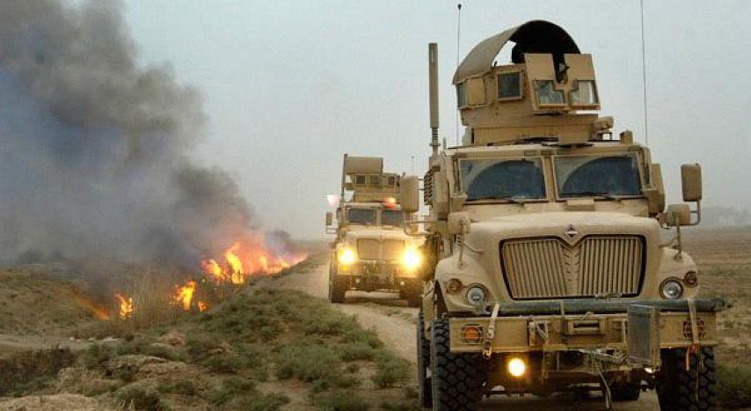My da 'trao vao tay' Taliban loai xe boc thep khang min tot nhat cua minh-Hinh-16