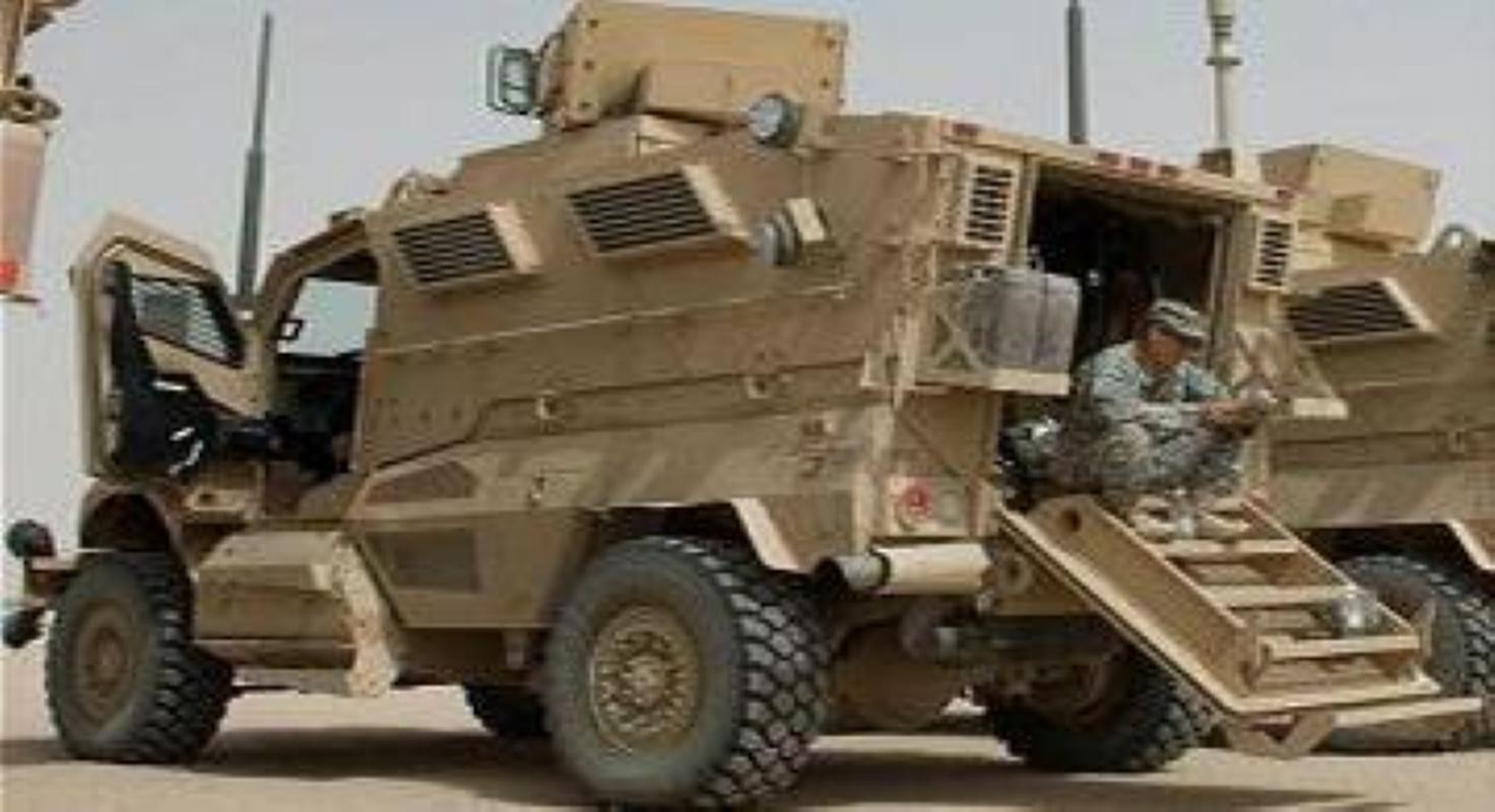 My da 'trao vao tay' Taliban loai xe boc thep khang min tot nhat cua minh-Hinh-6