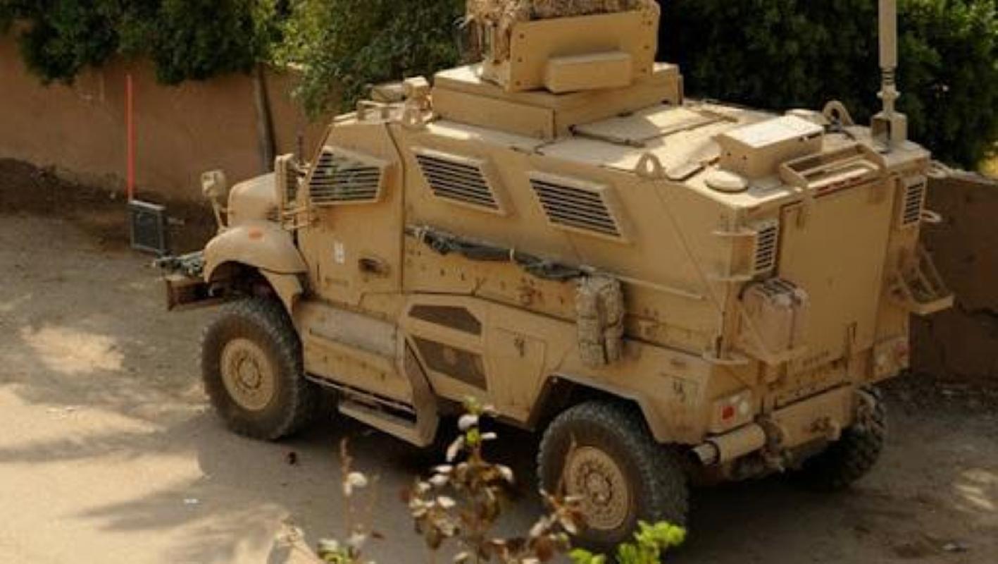 My da 'trao vao tay' Taliban loai xe boc thep khang min tot nhat cua minh-Hinh-8