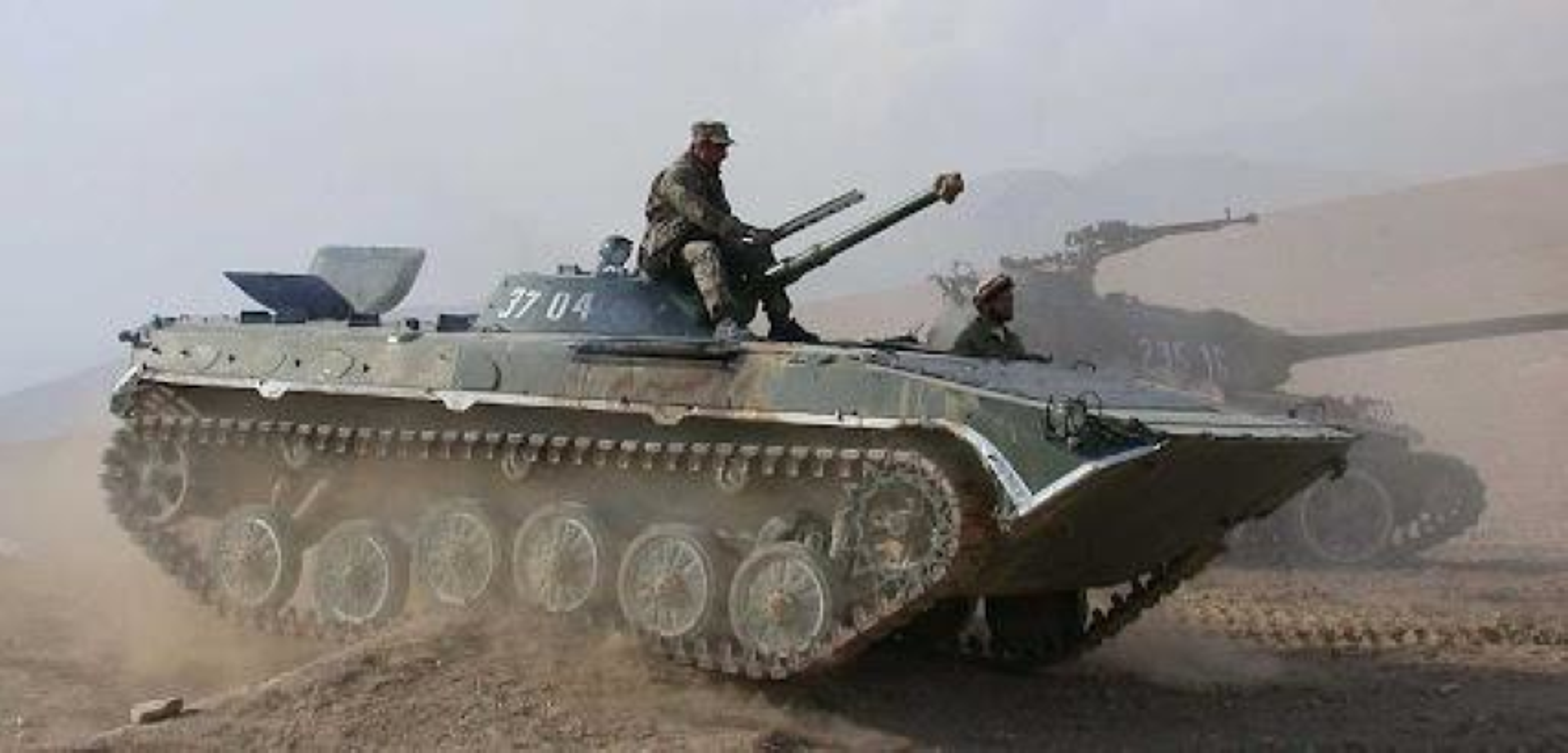 Xe chien dau bo binh huyen thoai Lien Xo trong tay phe khang chien Afghanistan-Hinh-13