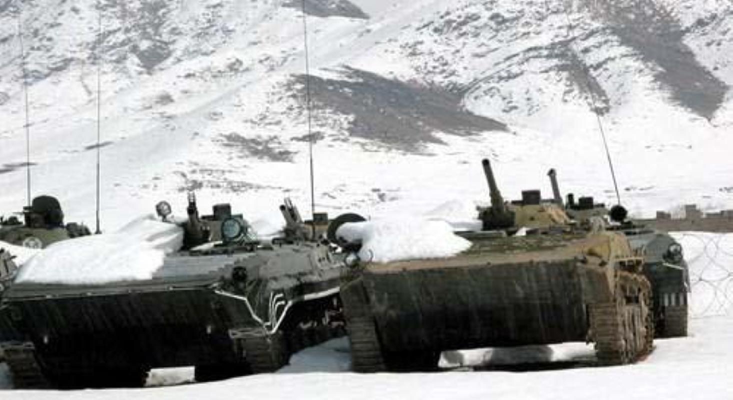 Xe chien dau bo binh huyen thoai Lien Xo trong tay phe khang chien Afghanistan-Hinh-15