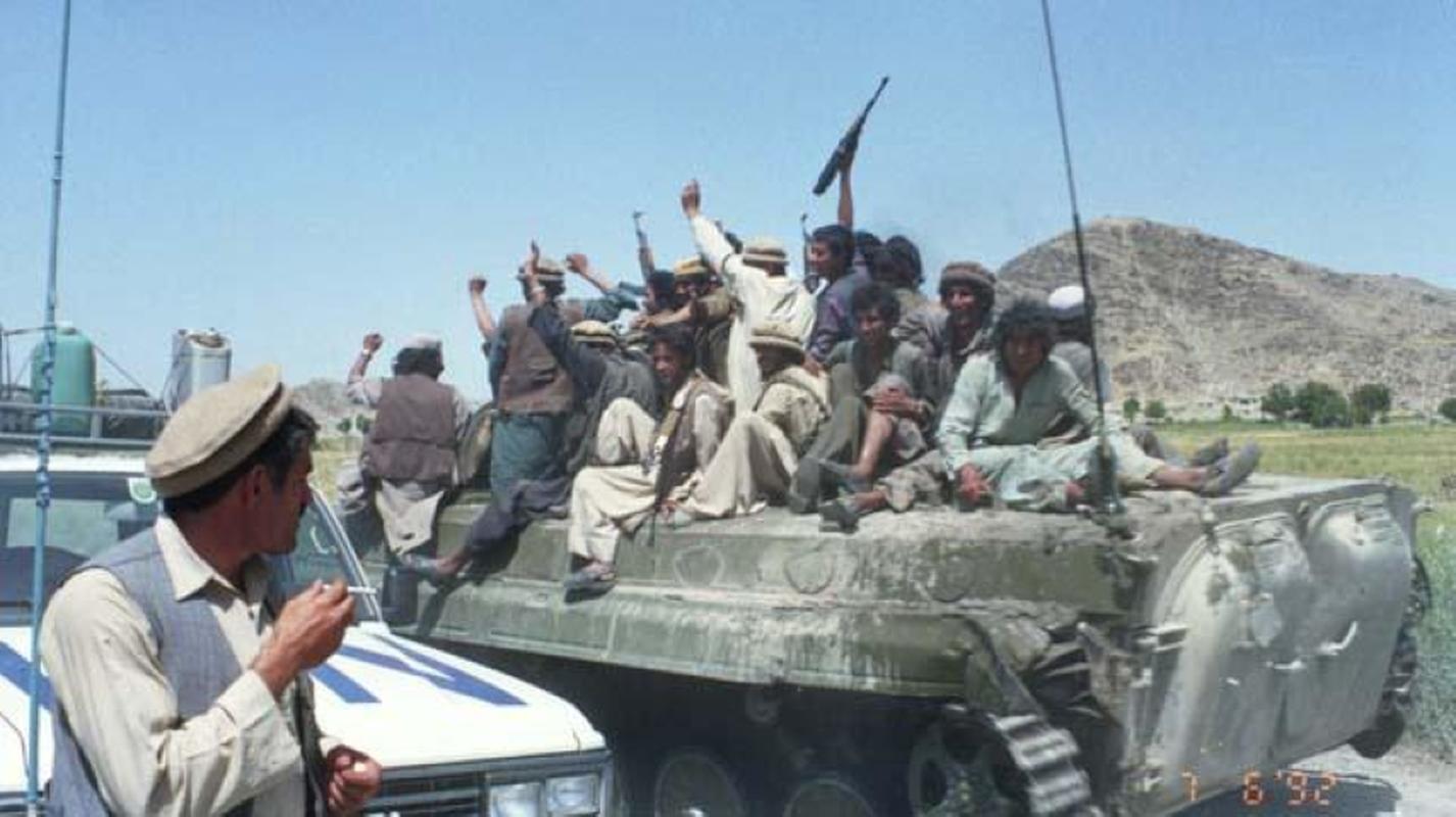 Xe chien dau bo binh huyen thoai Lien Xo trong tay phe khang chien Afghanistan-Hinh-7
