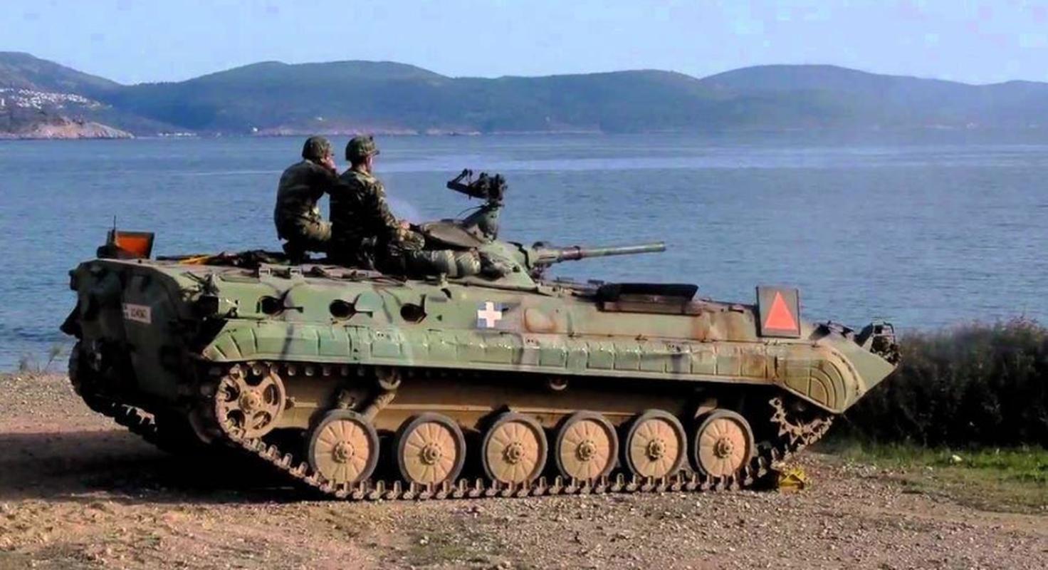 Xe chien dau bo binh huyen thoai Lien Xo trong tay phe khang chien Afghanistan-Hinh-8