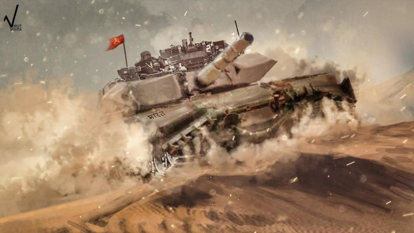 Dong xe tang noi dia An Do dat hon ca T-90 va M1A2 Abram-Hinh-9