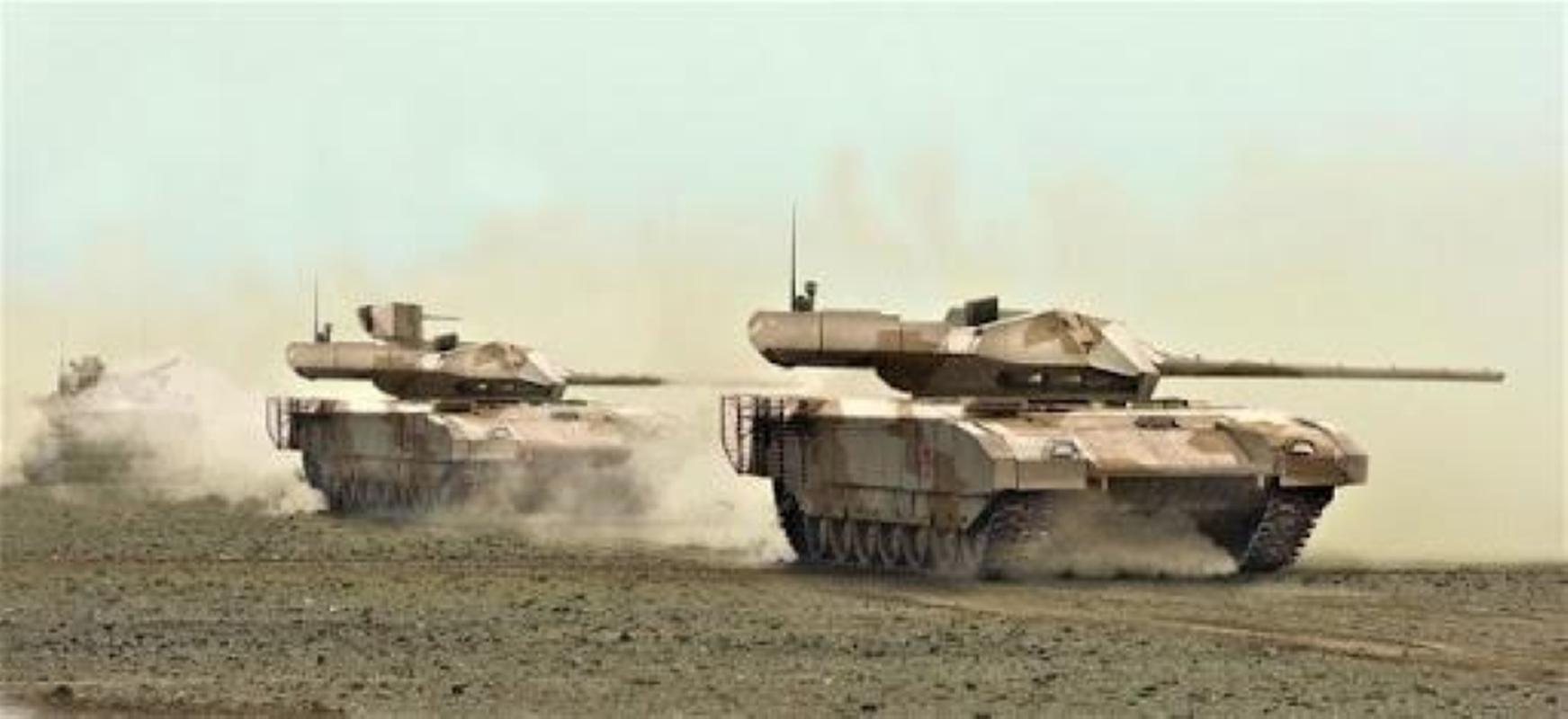 T-14 Armata lien tuc tre hen khien Nga mat hoan toan loi the truoc My-Hinh-13