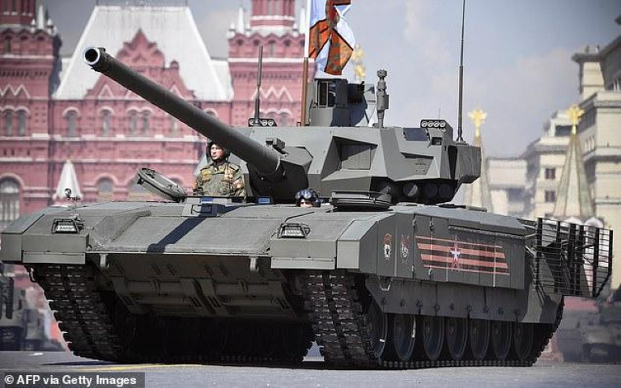 T-14 Armata lien tuc tre hen khien Nga mat hoan toan loi the truoc My-Hinh-3