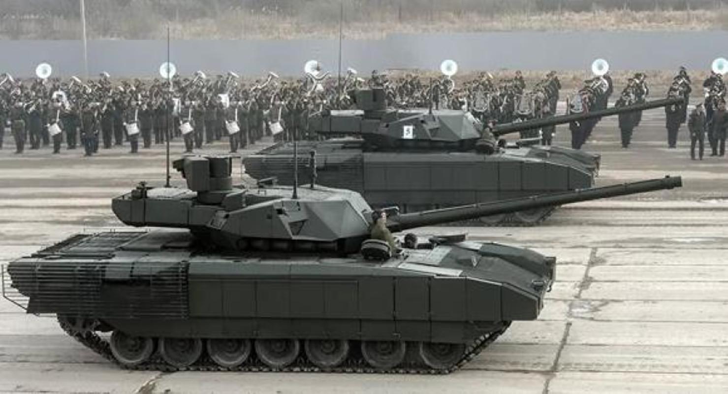 T-14 Armata lien tuc tre hen khien Nga mat hoan toan loi the truoc My