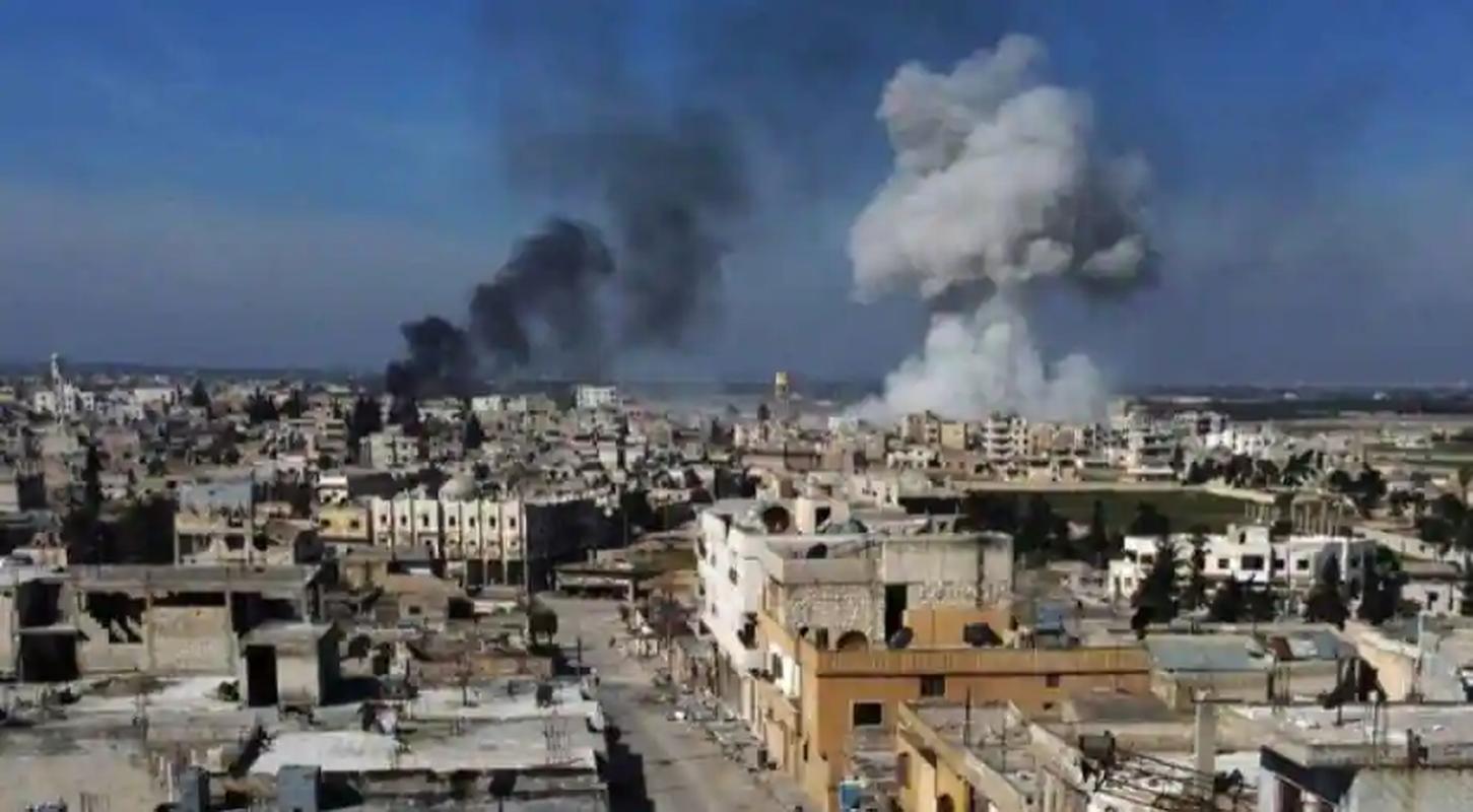 Ngam don o Idlib, phien quan than Tho Nhi Ky ngam ngui rut lui-Hinh-5
