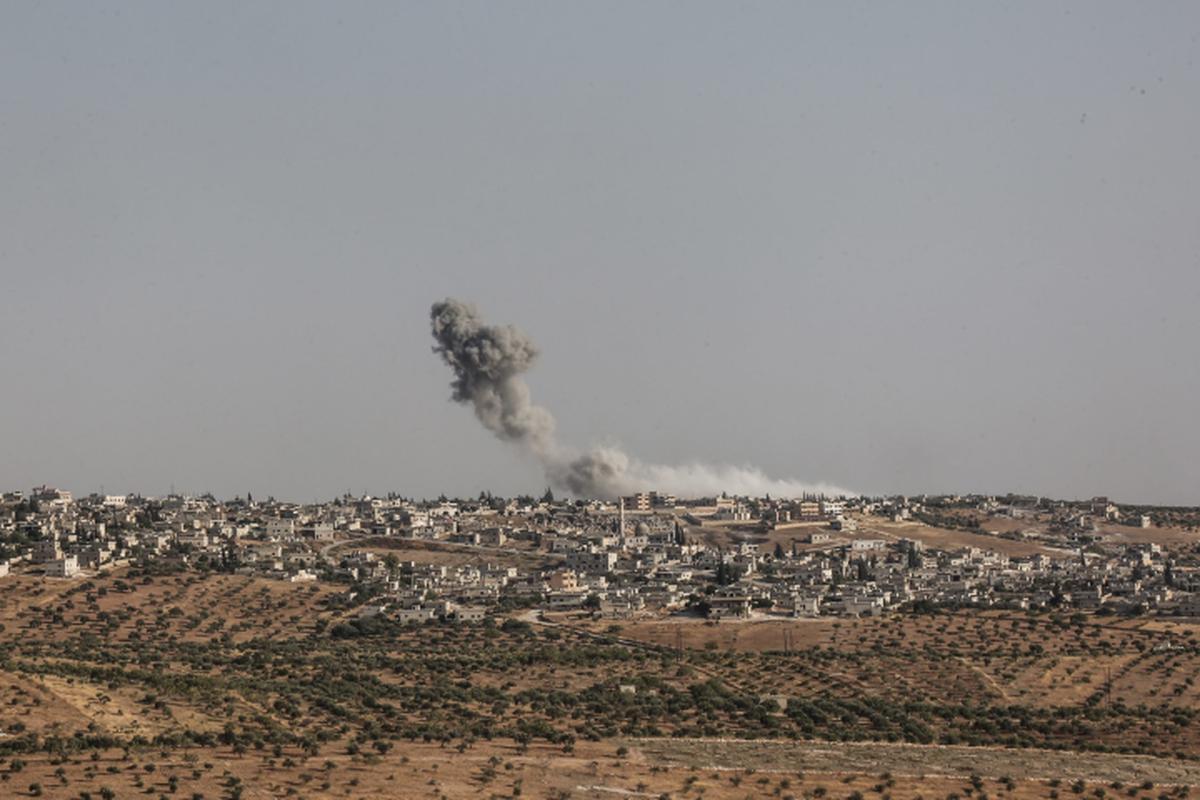 Ngam don o Idlib, phien quan than Tho Nhi Ky ngam ngui rut lui-Hinh-6