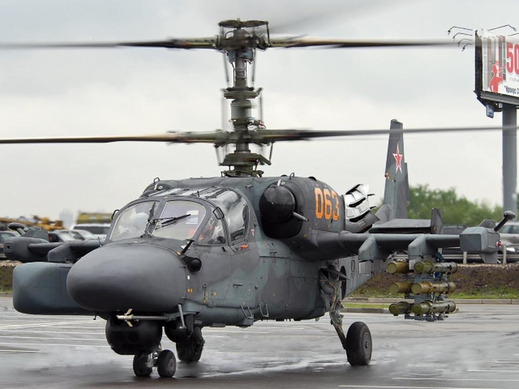 Truc thang Ka-52M gay soc khi co gia cao hon ca tiem kich Su-30SM-Hinh-2