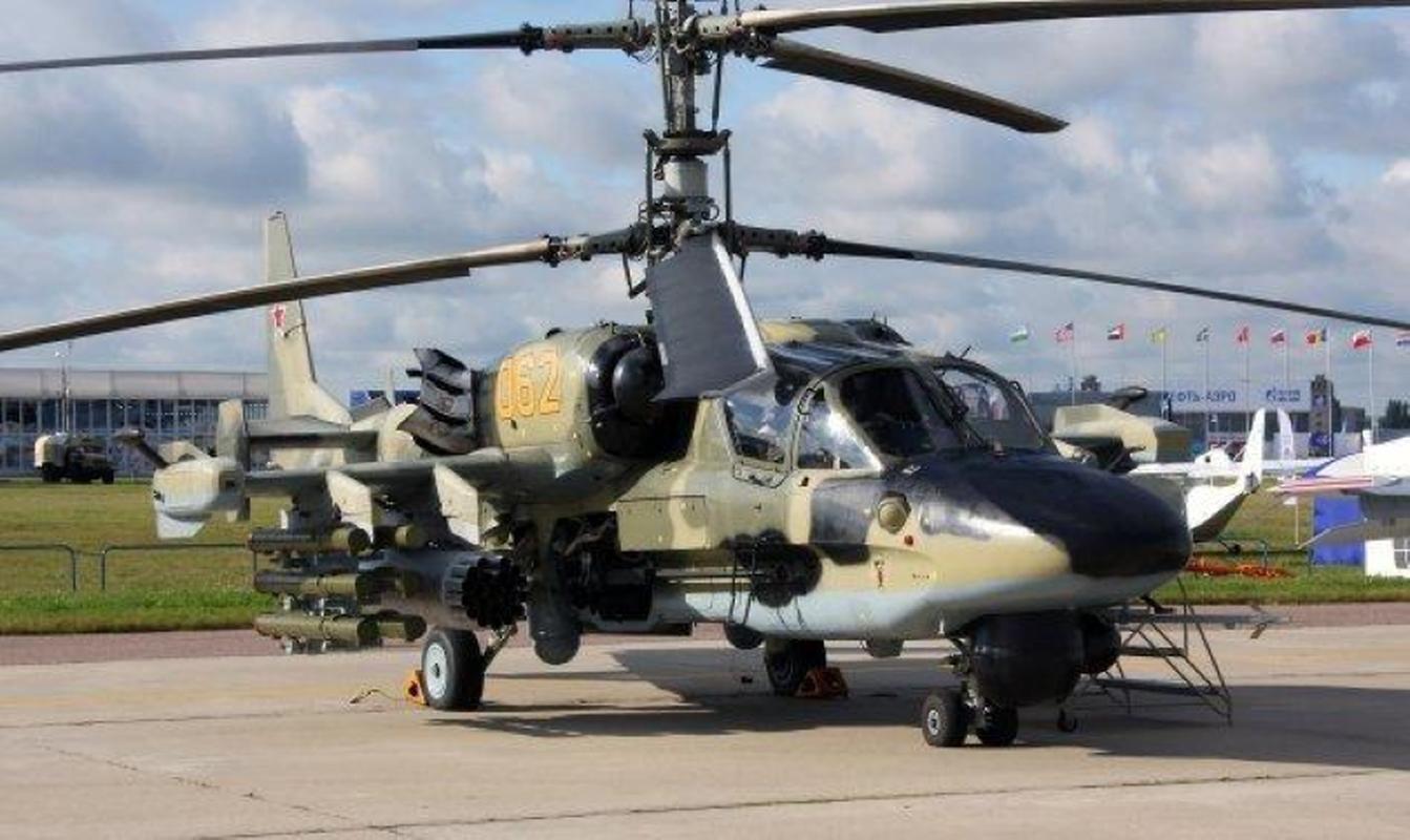 Truc thang Ka-52M gay soc khi co gia cao hon ca tiem kich Su-30SM-Hinh-3