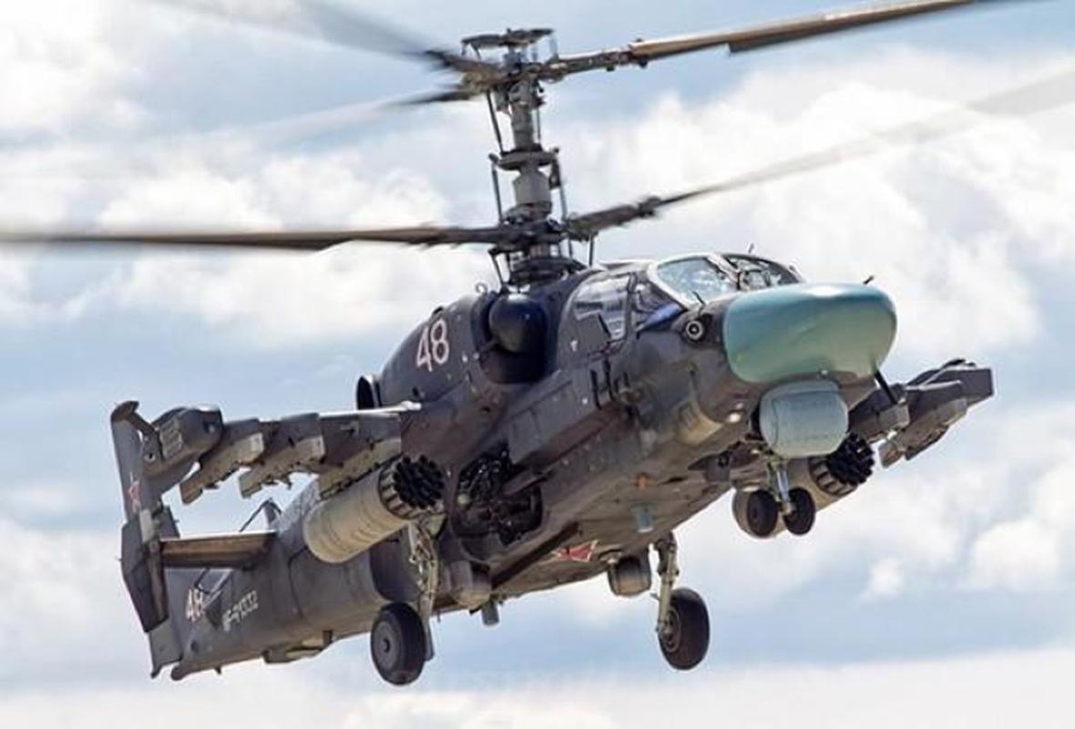 Truc thang Ka-52M gay soc khi co gia cao hon ca tiem kich Su-30SM-Hinh-8