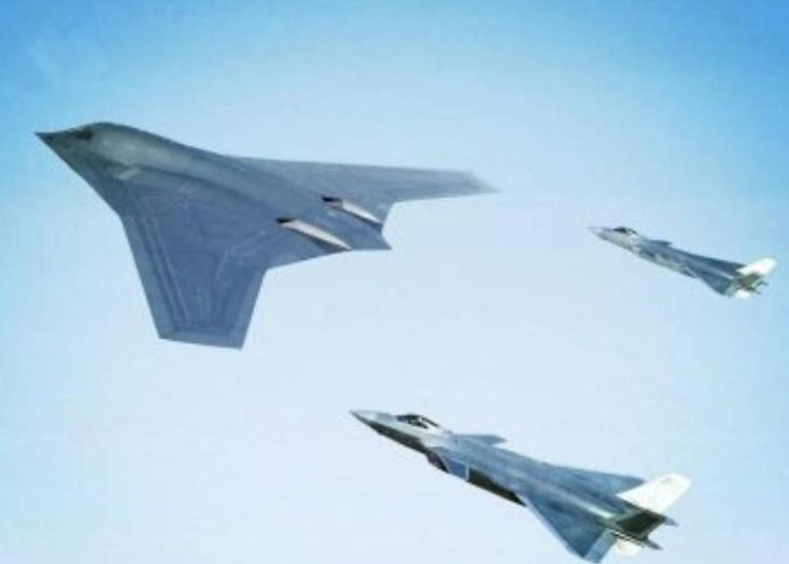 Tiem kich J-20B nang cap cua Trung Quoc lo diem yeu chi tu-Hinh-14