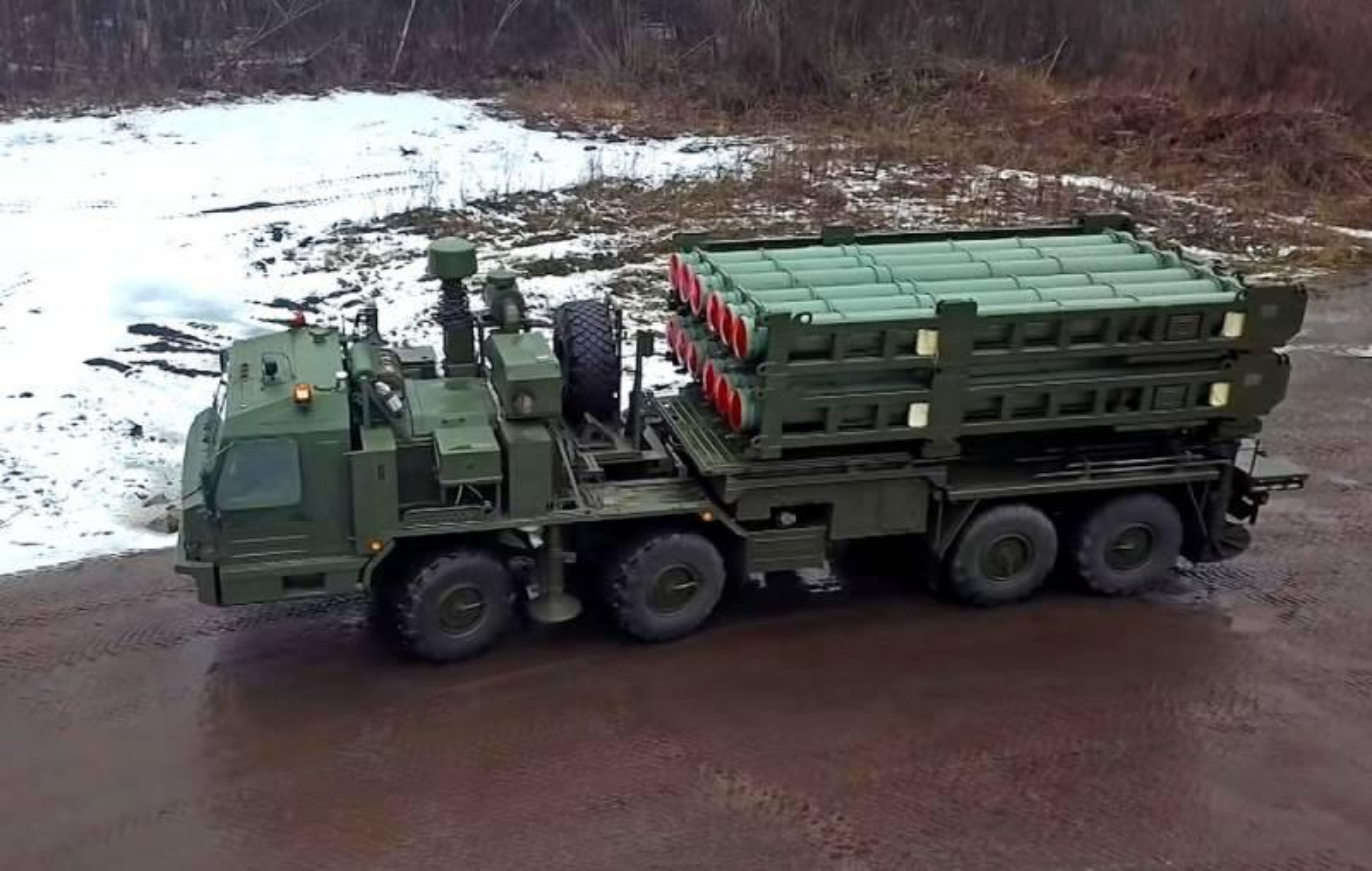 Bien gioi Ukraine bi bao phu boi to hop phong S-350 Vityaz