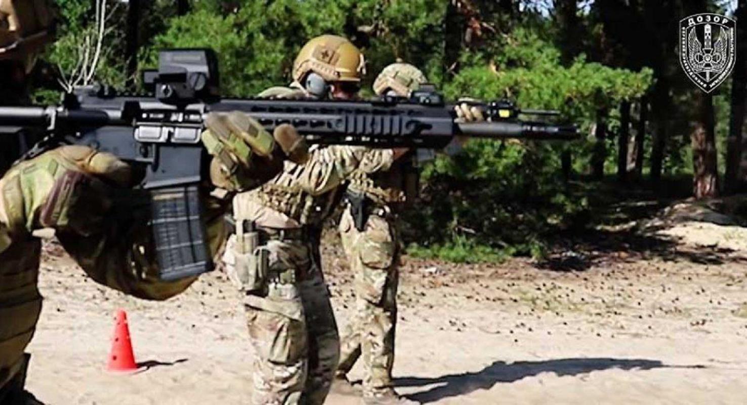 Ve binh Quoc gia Ukraine thay the sung AK bang sung AR-15 My-Hinh-9
