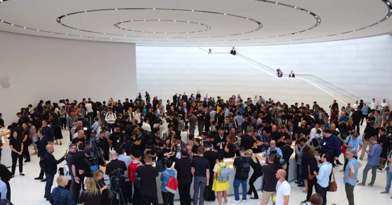 Nhung bi mat day bat ngo ben trong khan phong Steve Jobs Theater-Hinh-3