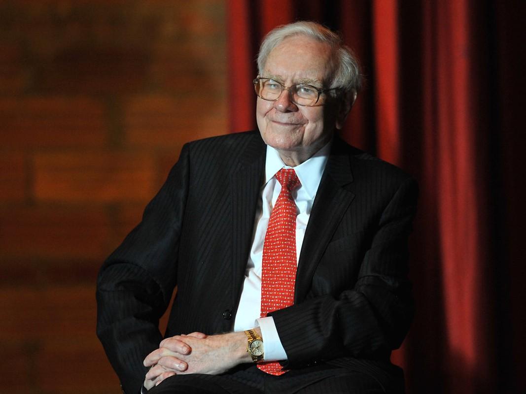 Giau thu ba the gioi, ty phu Warren Buffett tieu tien the nao?