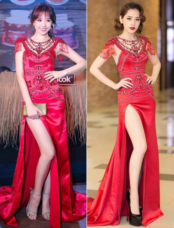 Hari Won mac lai vay cuoi cua Nha Phuong de di du su kien?-Hinh-5