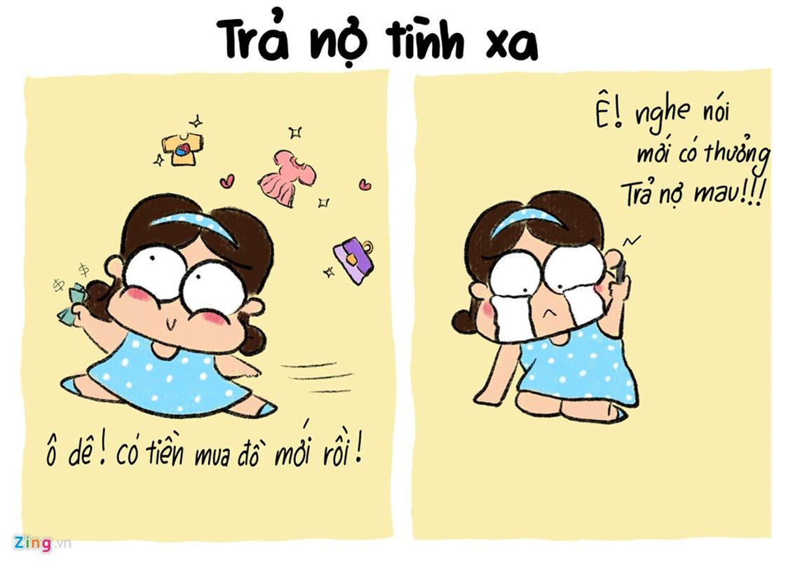 Tranh vui: Thuong Tet da it ma toi con du thu chuyen phai lo