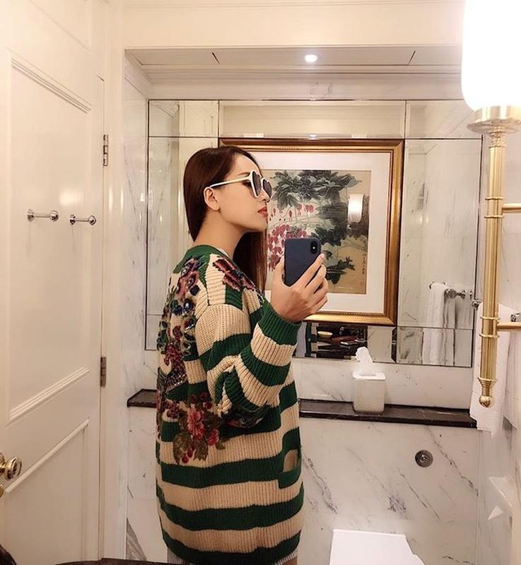 Mai Phuong Thuy tuoi 31: Xinh dep, giau co, khong mang chong con-Hinh-4