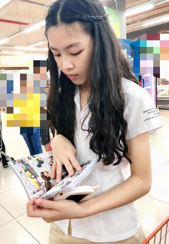 Con gai lon cua Quyen Linh duoc vi nhu ban sao Truong Ba Chi-Hinh-5