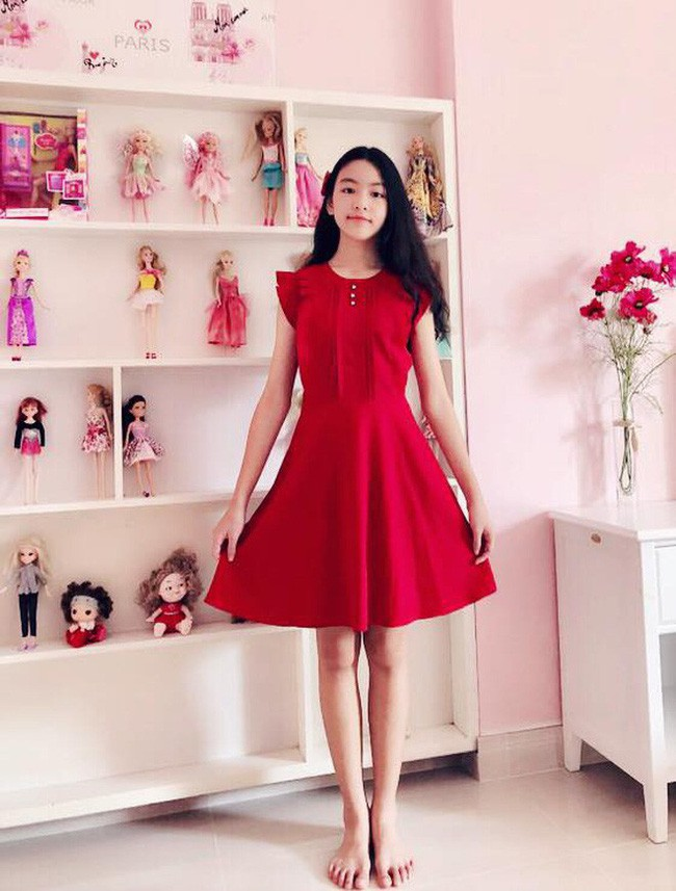 Con gai lon cua Quyen Linh duoc vi nhu ban sao Truong Ba Chi-Hinh-8