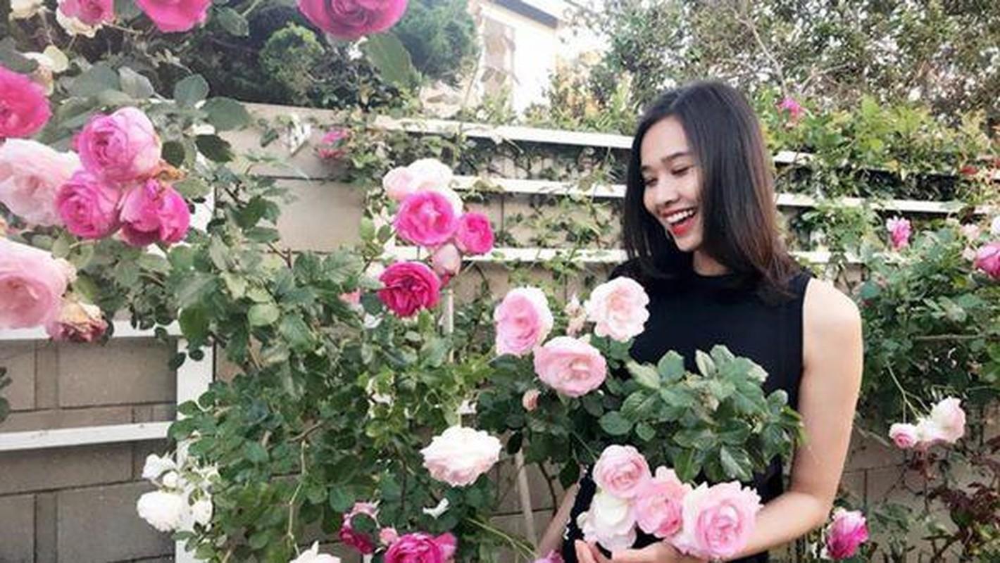 Duong My Linh khoe cuoc song nhu thien duong ben dat My-Hinh-3