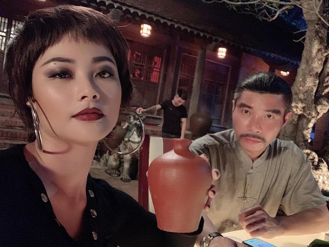 """Nhan sac goi cam cua """"con gai ong trum Cuong Lam"""" phim Me cung"""