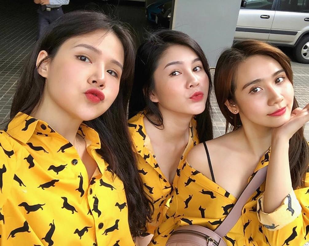 Bo ba sinh nam 1990 than thiet va noi tieng cua lang hot girl Ha Thanh