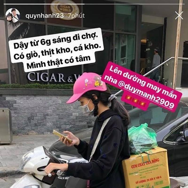 Hanh phuc nhu Van Lam, Duy Manh khi duoc ban gai het long cham soc-Hinh-5