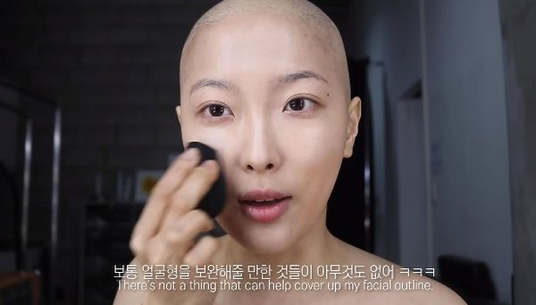 Ly do xuc dong blogger xinh dep huong dan nguoi bi ung thu make up-Hinh-6