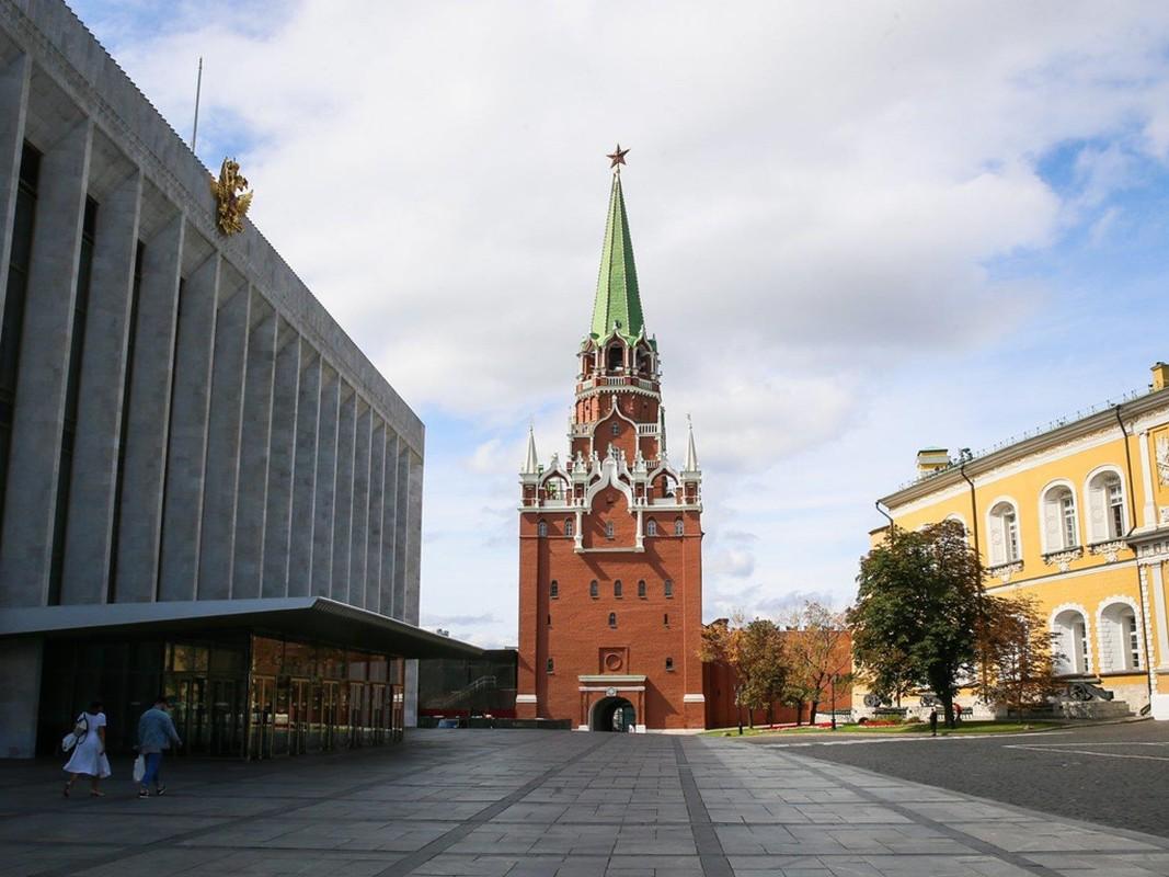 Dien Kremlin cua Tong thong Nga Vladimir Putin co gi?