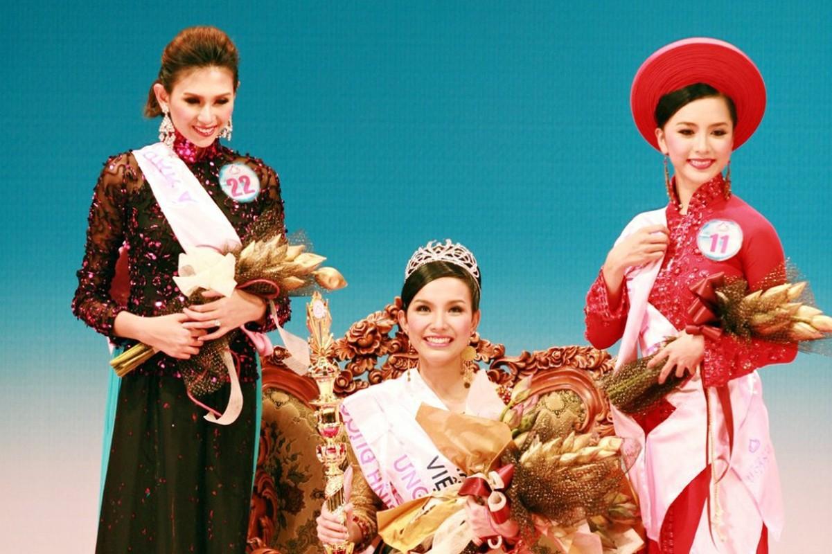 Top 3 Hoa hau Hoan vu Viet Nam 2008 gio ra sao?