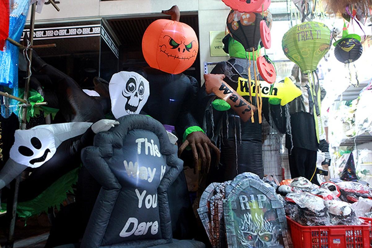 """Ron nguoi pho """"am phu"""" mua Halloween giua long Ha Noi-Hinh-12"""