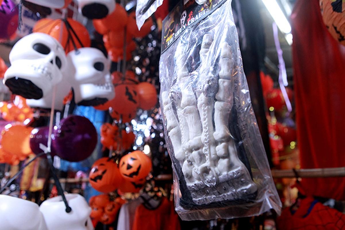 """Ron nguoi pho """"am phu"""" mua Halloween giua long Ha Noi-Hinh-6"""