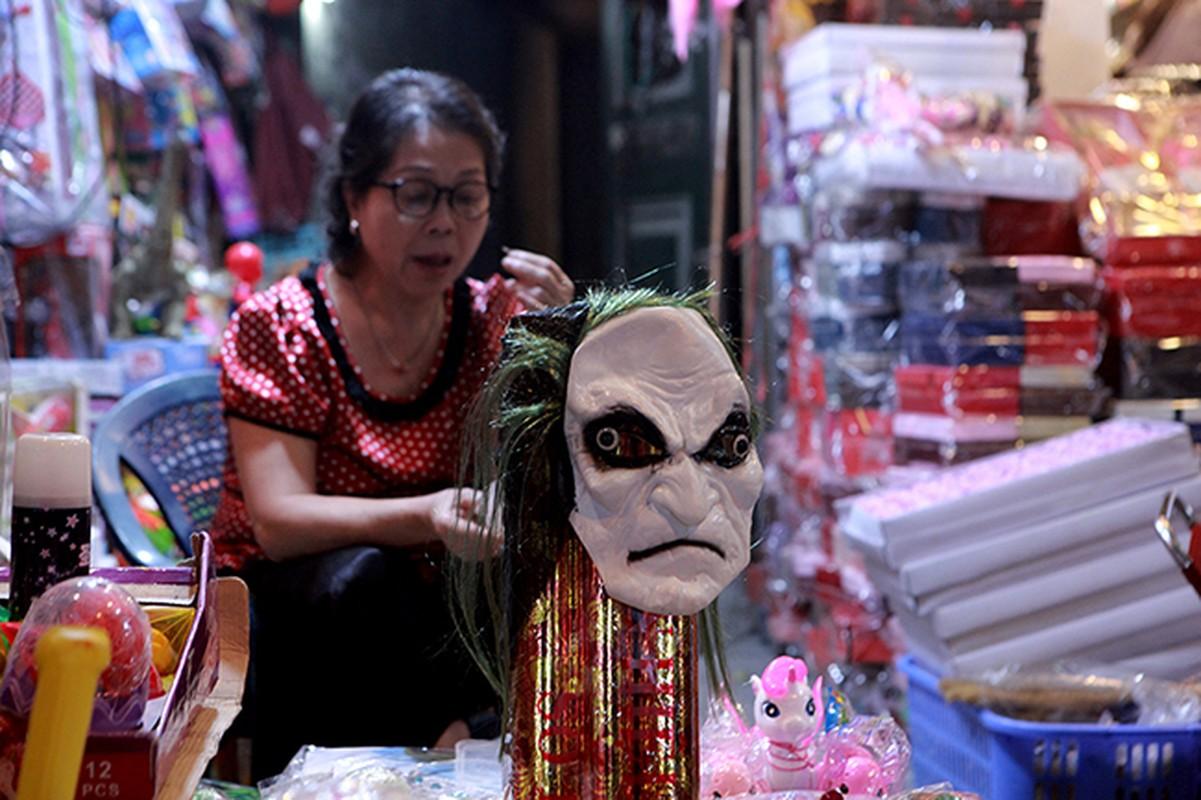 """Ron nguoi pho """"am phu"""" mua Halloween giua long Ha Noi-Hinh-7"""