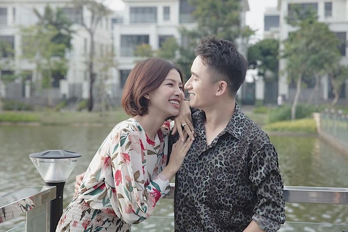 Nhan sac gay thuong nho cua vo sap cuoi Phan Manh Quynh
