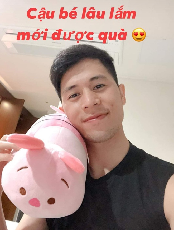 Dinh Trong khoe qua, Duc Chinh lien tuc dang anh check-in Han Quoc-Hinh-3