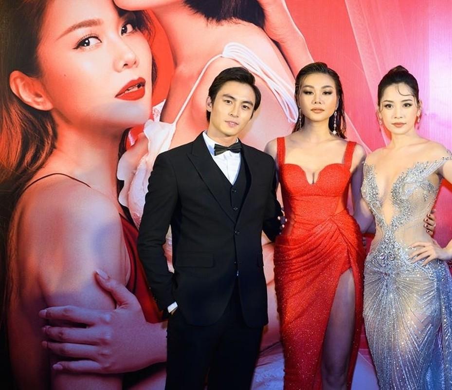 Lanh Thanh - trai dep 'can' het canh nong voi Thanh Hang, Chi Pu-Hinh-4