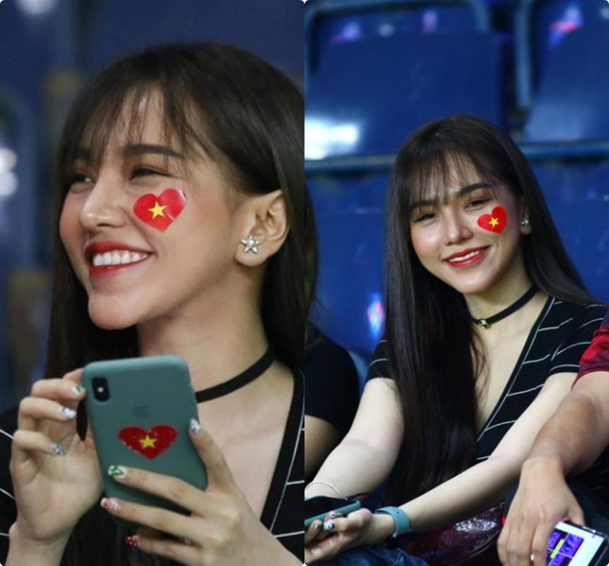 Ban gai Hoang Duc khoe eo thon gon co vu U23 Viet Nam-Hinh-3