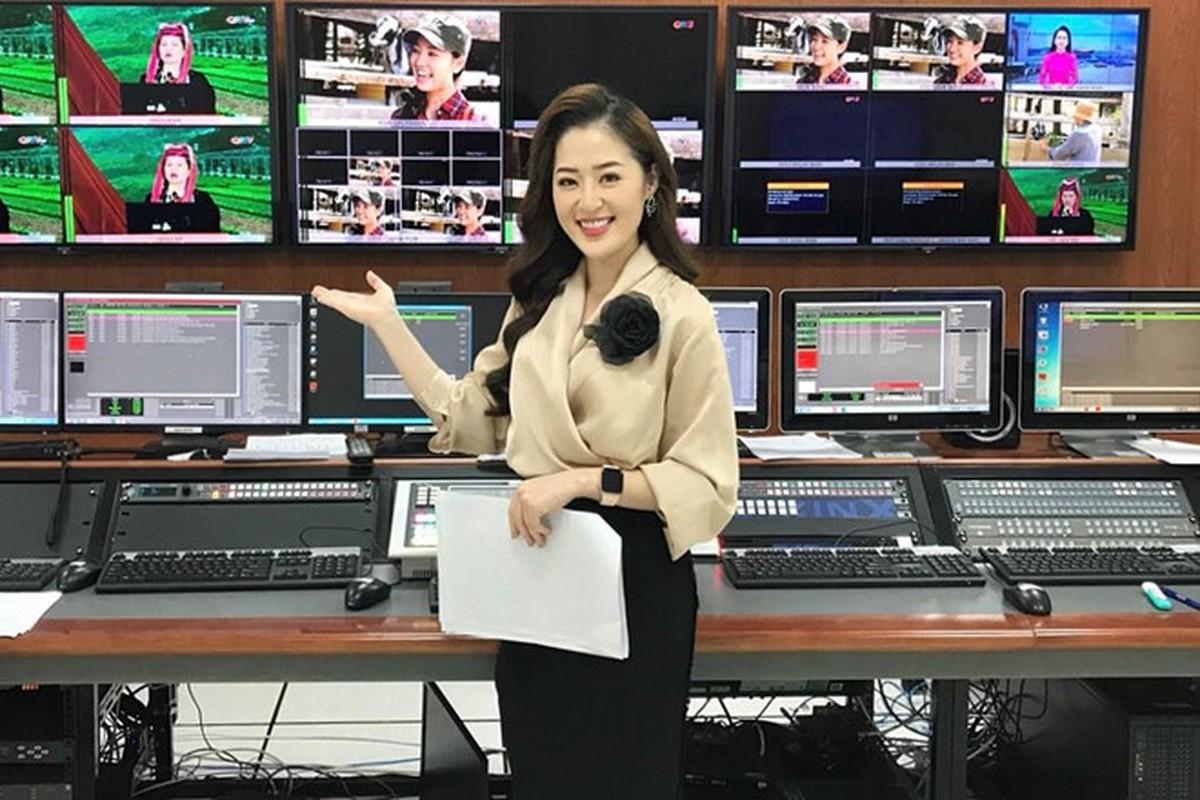 Nu MC truyen hinh o Quang Ninh duoc menh danh 'hot girl thoi tiet'-Hinh-3