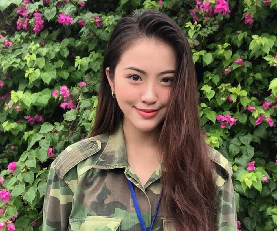 Dan hot girl qua xinh thuong xuyen bi nham la nguoi Thai