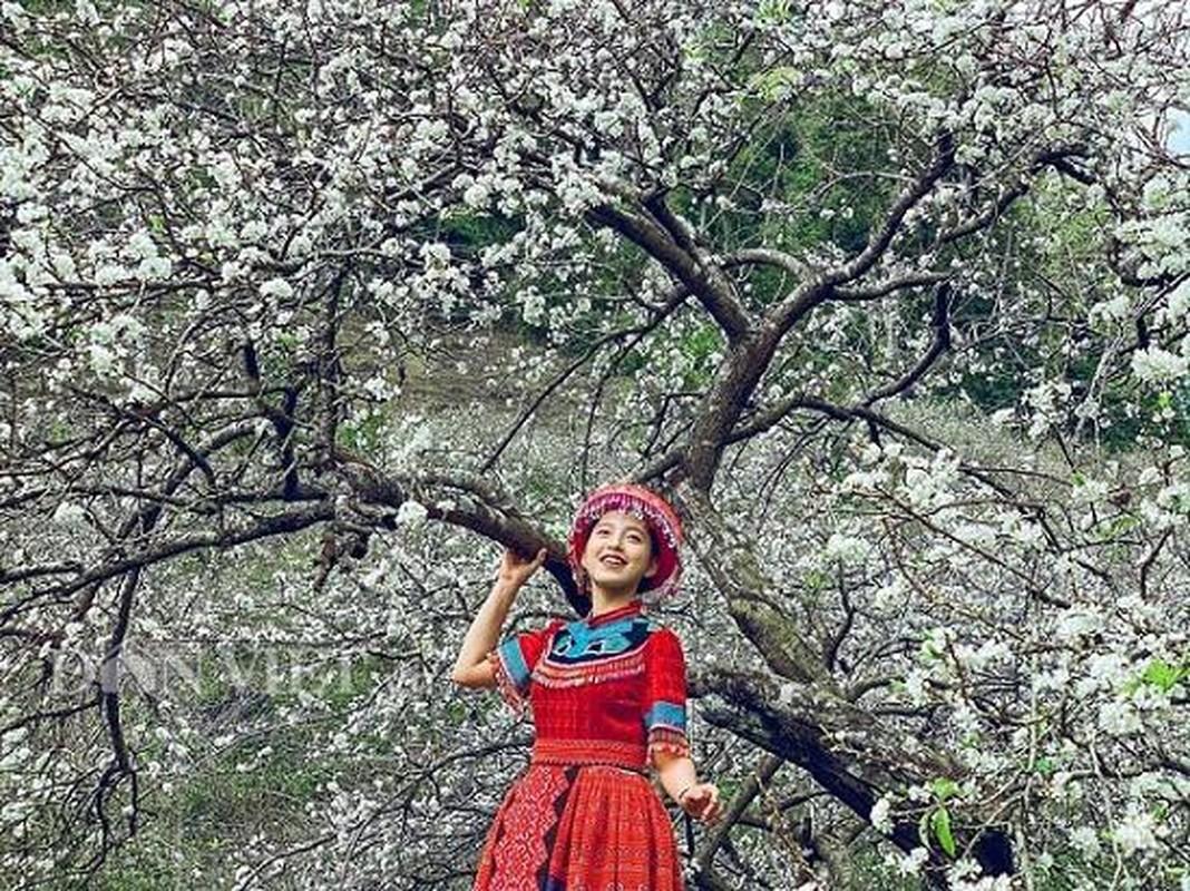Thieu nu dua nhau do sac ben hoa man dep nao long-Hinh-2