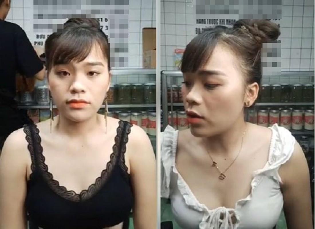 Thanh sun Ngan Thao gay tranh cai khi mac do ho hang livestream-Hinh-3
