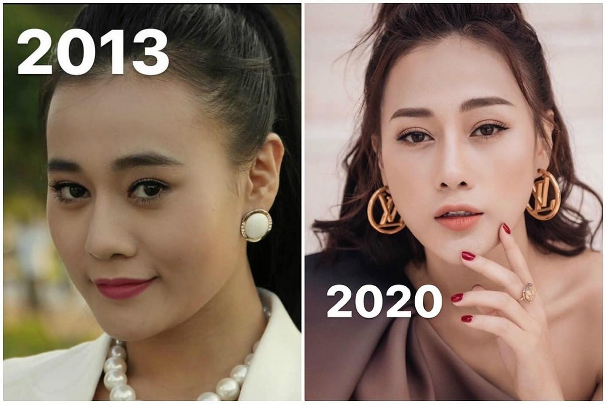 Diva Thanh Lam dang anh ngot ngao ben ban trai lam bac si-Hinh-2