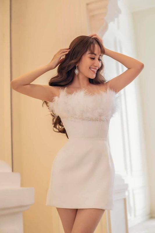 Diva Thanh Lam dang anh ngot ngao ben ban trai lam bac si-Hinh-4