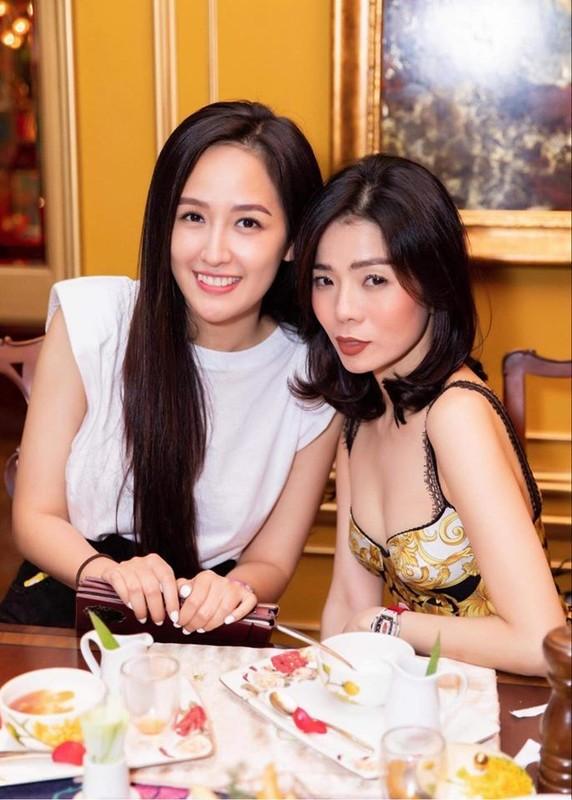 Diva Thanh Lam dang anh ngot ngao ben ban trai lam bac si-Hinh-7