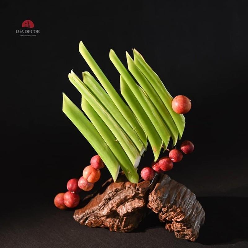 Thoi bay buon chan: To tranh son dau so hoa, cam hoa rau cu-Hinh-10